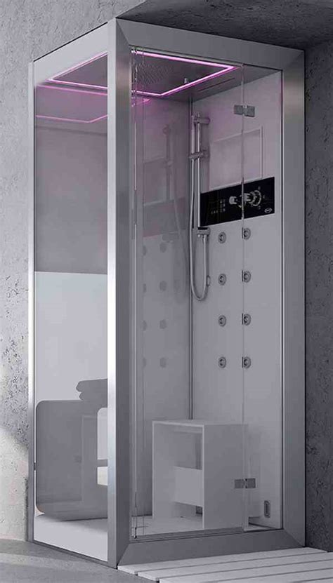 High Tech Shower by Unveils Frame Line Of Hi Tech Showers For An