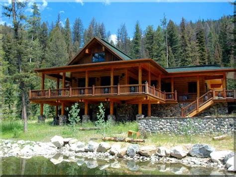 log home for sale idaho log homes for sale moose creek estates gated community