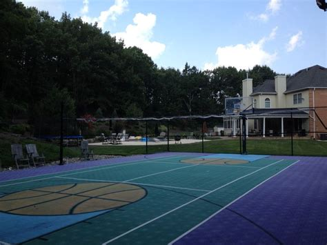 full court basketball court backyard 17 best images about full basketball courts on pinterest