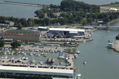 boat dock brands brands dry dock marina in port clinton oh united states