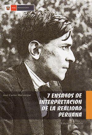 historia de roma ensayo historia 8497593154 7 ensayos de interpretaci 243 n de la realidad peruana edici 243 n facsimilar mari 225 tegui jos 233 carlos