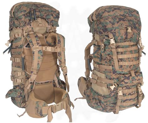 us marines rucksack armygear net ilbe frame rucksack free buckle