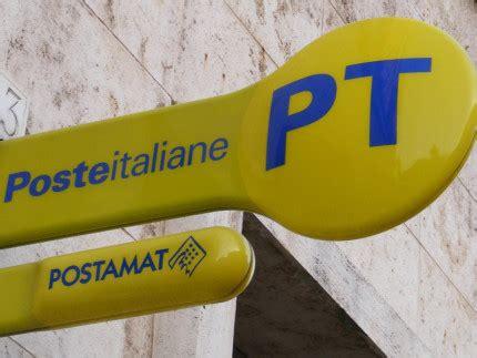 ufficio postale fermo poste italiane garantisce nessun impatto sugli uffici