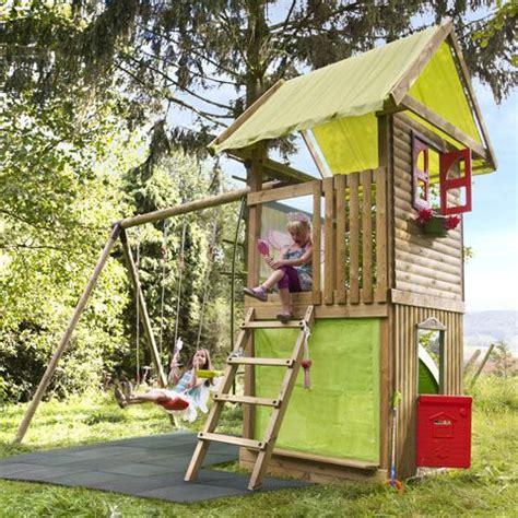 jeux de jardin en bois aire de jeux en bois montebello castorama 599 jeux jardin