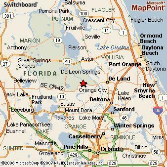 map of paisley paisley florida