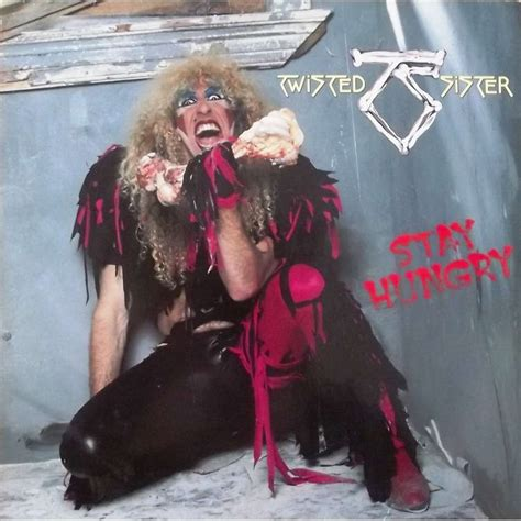Cd Twisted Stay Hungry twisted stay hungry 1984 the 100 greatest metal albums of all time rolling