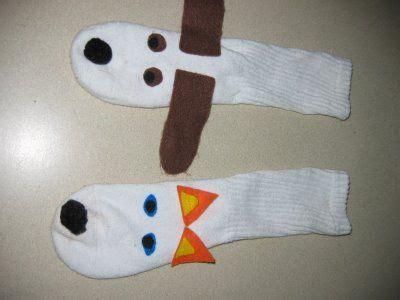 cat sock puppet sock puppet and cat craft ideas