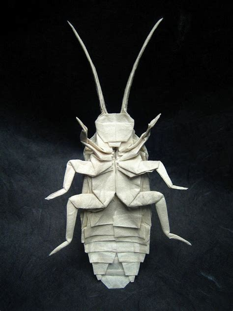 Brian Chan Origami - awesome origami paper sculptures by brian chan from the