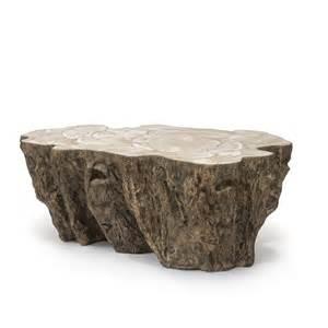 Lava Table L Palecek