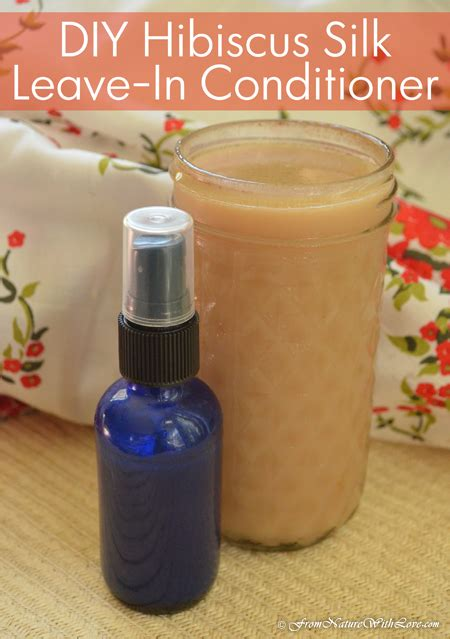 Handmade Conditioner - scentz aka bath products hibiscus silk
