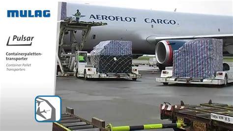 pulsar containerpalettentransporter mulag flughafenfahrzeuge