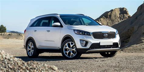 kia sorento deals kia sorento review deals carwow