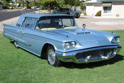 Home Interior Pictures For Sale by 1959 Ford Thunderbird 2 Door Hardtop 116484