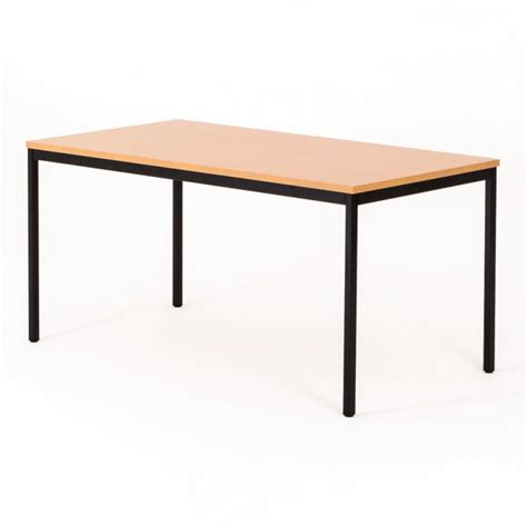 tables bureau table de bureau professionnel rectangulaire zik bd mobilier