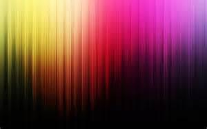 Purple Curtain Regenboog Gordijn Abstract