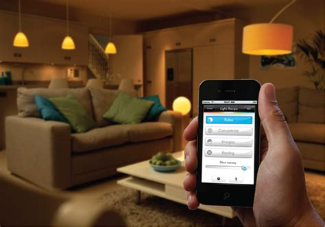 philips hue controls lights with a smartphone the smart home pm360