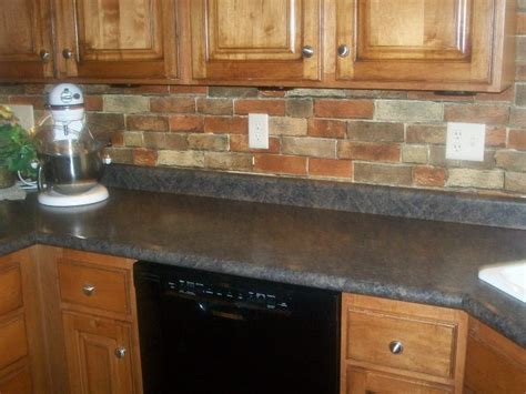faux brick kitchen backsplash 286 best images about tuscan wishes on tuscany tuscan homes and inspired homes