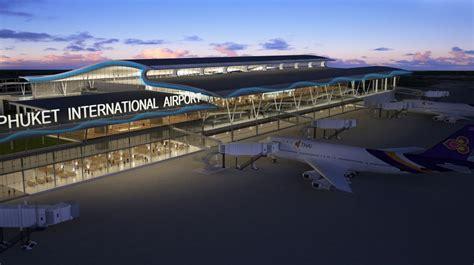 phuket international and domestic airport design103