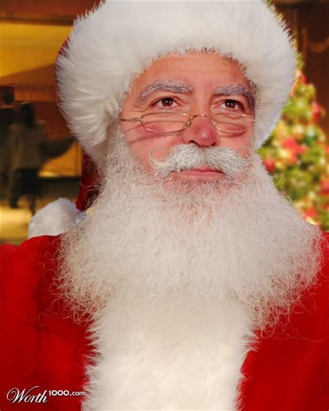 10 celebrities who d make amazing mall santas huffpost
