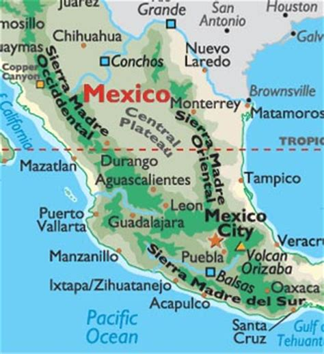 vallarta map of mexico vallarta mexico photos world atlas
