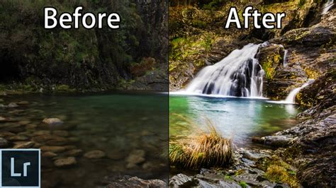 Landscape Photography Editing In Lightroom How To Post Process Landscape Photos In Lightroom 6 2016