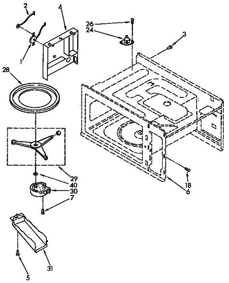 kitchenaid microwave parts diagram kitchenaid microwave kitchenaid microwave parts diagram