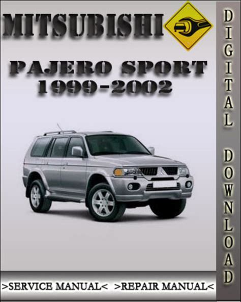 service and repair manuals 1997 mitsubishi pajero auto manual service manual 2002 mitsubishi pajero 2002 mitsubishi pajero np service repair workshop