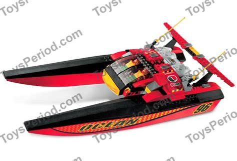 speedboat lego lego 7244 speedboat set parts inventory and instructions