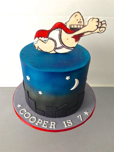 themed birthday cakes melbourne 8 best captain underpants images on pinterest captain