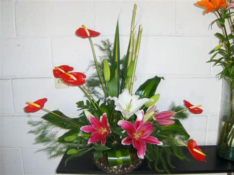 Bandana Karangan Bunga arreglos de flores sencillos buscar con