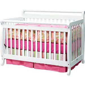 baby mod 4 in 1 crib white walmart