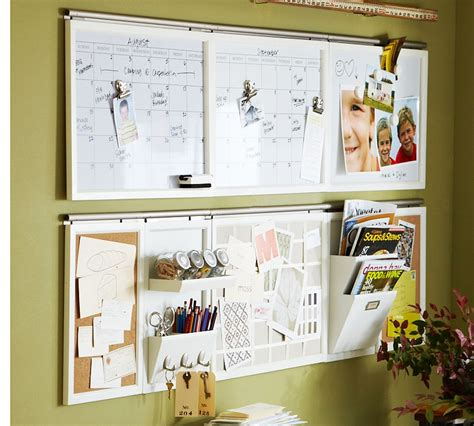 desk saver organization system wall organizers for home office homesfeed