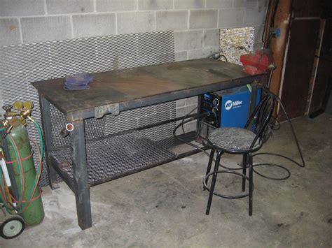 Diy Welding Table Plans Or Ideas Pdf Rocking