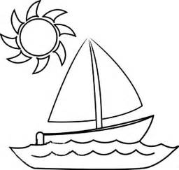coloring book pages boats boat coloring part 3