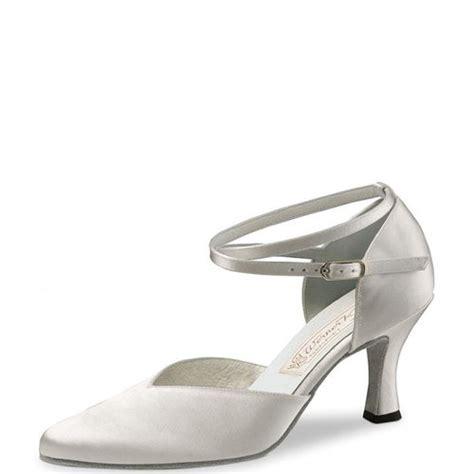 Brautschuhe Ivory Satin by Brautschuhe Cinderella Shoes