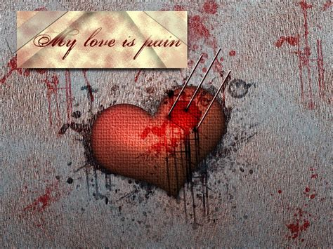 images of love pain pain of love hurts quotes images for sad heart pixhome