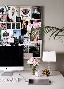Desk Inspiration Inspiration Board