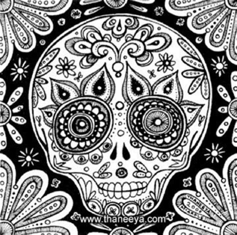 day of the dead skull mask template day of the dead mask template day of the dead skull b w