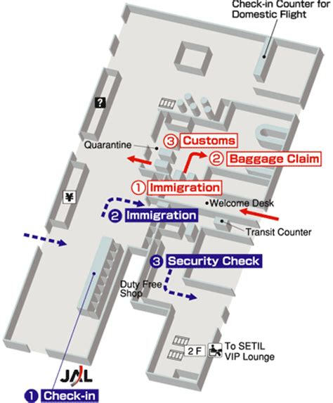 layout of airport ppt terminals layout of airlines jal in faa a international