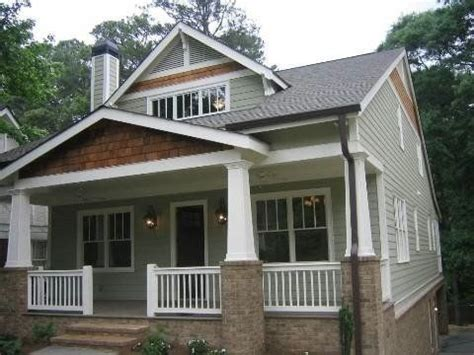 white trim craftsman bungalow house part of the salt getting to know a craftsman home getting to know