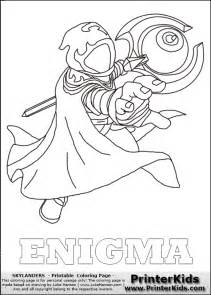 skylanders trap team coloring pages wolfgang skylanders trap team coloring pages coloring pages