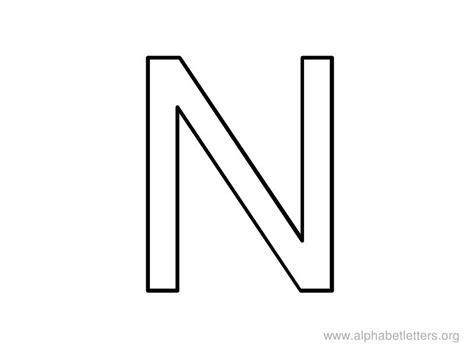 alphabet letters n printable letter n alphabets alphabet