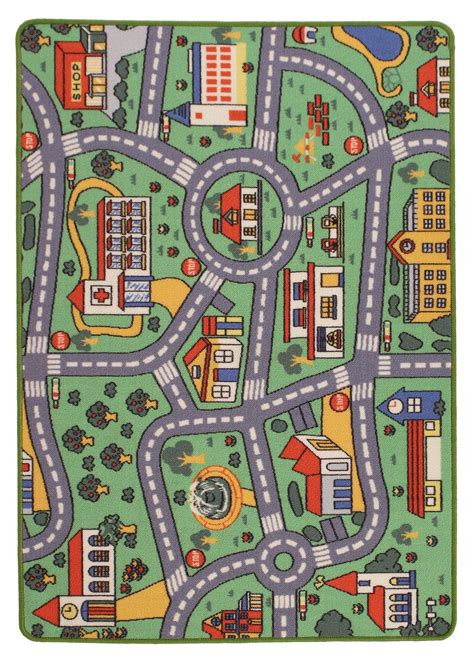 Play Mat by Roads Playmat Rug Rugspot