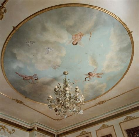 Ceiling Paintings by Portfolio Murals