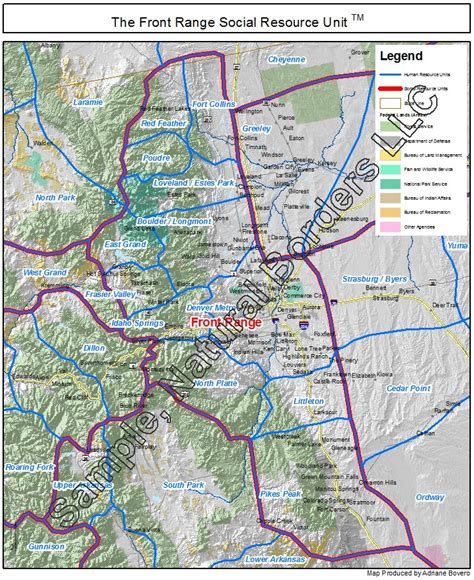 map of colorado front range lamar co pictures posters news and on your