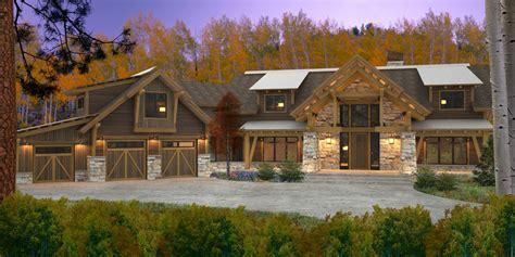 Timber Frame House Plans Canada Elk River