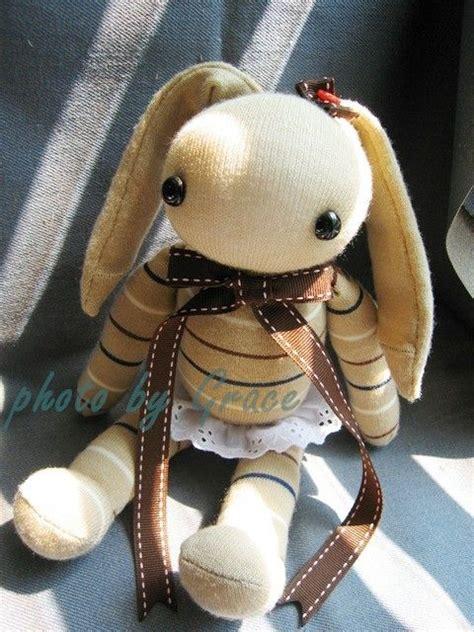 sock or bunny follower sock bunny sock dolls