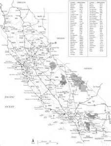 birds of california map 7
