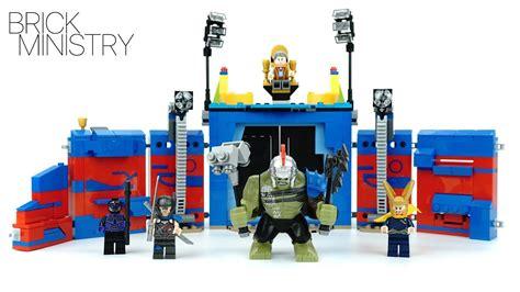 Lego Heroes 76088 Thor Vs Arena Clash lego 76088 heroes thor vs arena clash