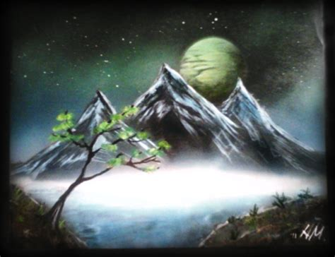 spray paint how to make mountains spray paint blue mountains by hectorr94 on deviantart